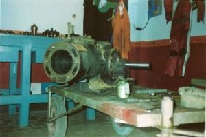 Restauro Locomotore Boldrini